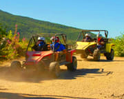 Off-Road Adventure Kart, Ketchikan - 14 Mile Tour