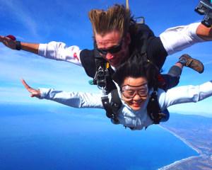 Skydive Monterey Bay - 15,000ft Jump