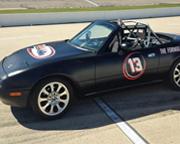 SCCA Mazda Miata 3 Lap Ride Along - Atlanta Motor Speedway