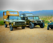 Hummer Tour and ATV Guided Tour Phoenix - 4 Hours