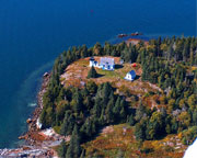 Scenic Flight Acadia, Lighthouse Tour - 50 Minutes