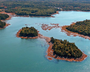 Scenic Flight Acadia, Penobscot Bay Lighthouse Tour - 75 Minutes