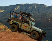 Jeep Tour Sedona, Diamond Back Extreme - 2 Hours 30 Minutes