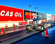 Dragster Driving Experience, Auto Club Dragway - Los Angeles
