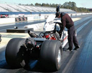 Dragster Driving Experience, Royal Purple Raceway - Houston