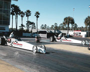 Dragster Racing Experience, Royal Purple Raceway - Houston