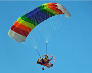 Powered Parachuting Apple Valley, San Bernardino - 30 Minute Flight