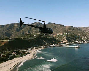 Helicopter Ride Los Angeles, Whiteman Airport - 45 Minutes
