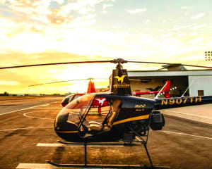 Helicopter Flight Simulator and Flight Lesson, Los Angeles - 20 Minute Flight (YOU FLY!)