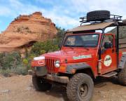 Jeep Tour Sedona, Mongollon Rim Run Extreme - 3 Hours