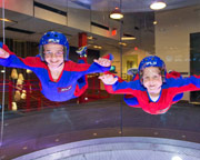 Indoor Skydiving Chicago, Naperville - Earn Your Wings