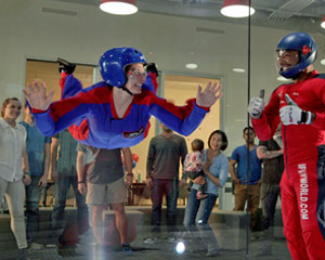 Indoor Skydiving Chicago, Rosemont - Earn Your Wings
