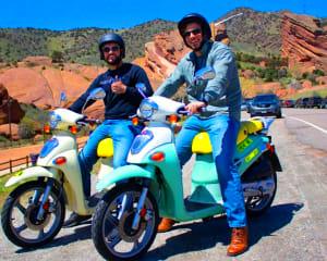 Scooter Rental Denver - 2 Hours