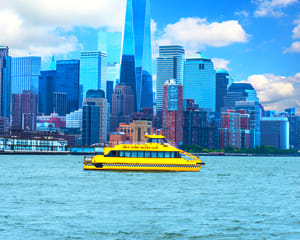 NYC Helicopter Tour & Statue of Liberty Cruise - VIP Package