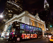 The Ride New York City, Interactive Bus Tour - 75 Minutes