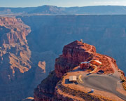 Grand Canyon West Rim Plane Tour with Landing - Half Day (Includes Vegas Hotel Transportation)