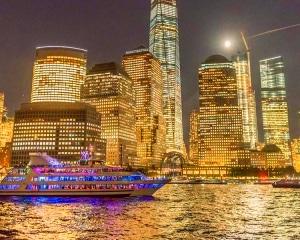 Dinner Cruise New York City - 3 Hours