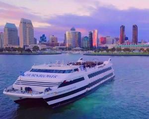 Dinner Cruise San Diego - 3 Hours