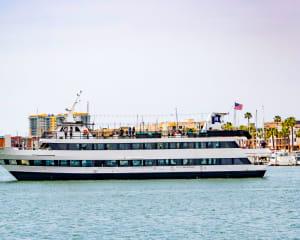 Saturday Champagne Brunch Cruise Marina Del Rey - 2 Hours