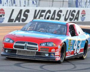Stock Car Drive, 8 Minutes - Las Vegas Motor Speedway