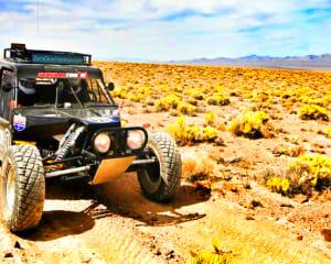 Off-Road RZR Drive Mojave Desert, Road Runner Adventure Las Vegas - 2 Hours
