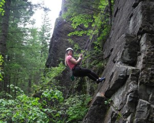 Intro to Rock Climbing, Seattle - Anacortes/Bellingham/North Bend