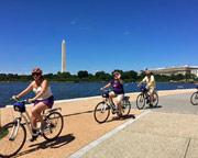 Bike Tour Washington DC, Capital Sites - 3 Hours