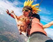 Skydive Orlando, Tampa Bay - 18,000ft Jump