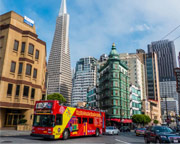 San Francisco Bus Tour, 3 Day Hop-On-Hop-Off Tour