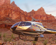 Grand Canyon Helicopter Tour and Colorado Riverboat Cruise - 6.5 Hours (Includes Las Vegas Hotel Shuttle)