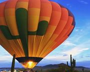 Hot Air Balloon Ride Phoenix, Sonoran Desert - 1 Hour Sunset Flight