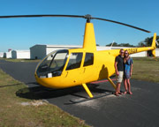 Helicopter Ride St. Augustine - 16 Mile Flight