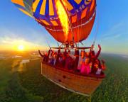 Hot Air Balloon Ride Orlando, Weekend - 1 Hour Flight