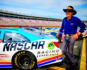 NASCAR Ride, 3 Laps - Atlanta Motor Speedway