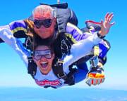 Skydive Monterey Bay - 18,000ft Jump