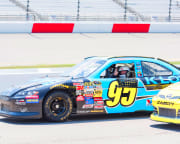 NASCAR Drive, 8 Minute Time Trial - Michigan International Speedway