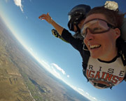Skydive Colorado Springs for Two, Royal Gorge - 14,000ft Jump Weekdays