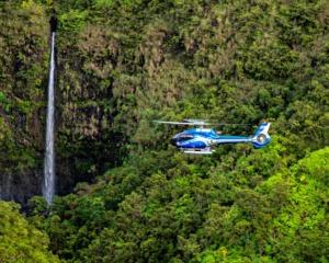 Helicopter Tour Kauai, ECO Adventure Flight - 50 Minutes