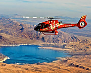 Grand Canyon West Rim Helicopter Tour - 70 Minutes (Includes Hotel Shuttle)