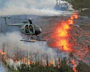 Helicopter Tour Big Island, Volcano and Kohala Landing - 3 Hours