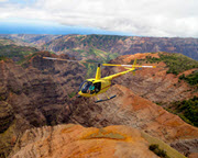 Private Helicopter Tour Kauai, Island Adventure - 1 Hour (Doors Off Available!)