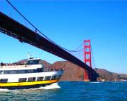 San Francisco Bay Cruise Adventure - 1 Hour Tour