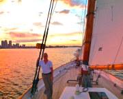 Boston Harbor Sunset Sail - 2 Hours