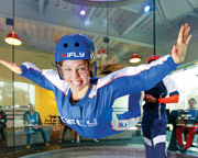 Indoor Skydiving Houston-Memorial - Earn Your Wings