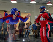 Indoor Skydiving Philadelphia, King of Prussia - Earn Your Wings