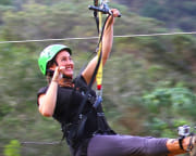 Zipline Oahu Kualoa Ranch, 7 Lines - 2.5 Hours