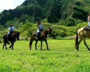 Horseback Riding Oahu, Kualoa Ranch - 2 Hour