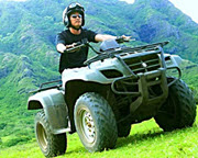 ATV Guided Tour Oahu, Kualoa Ranch - 2 Hour