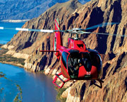 Grand Canyon West Rim Helicopter Tour with Landing - 70 Minutes (Includes Hotel Shuttle)