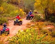 ATV Guided Tour Phoenix, Black Canyon - 3 Hours